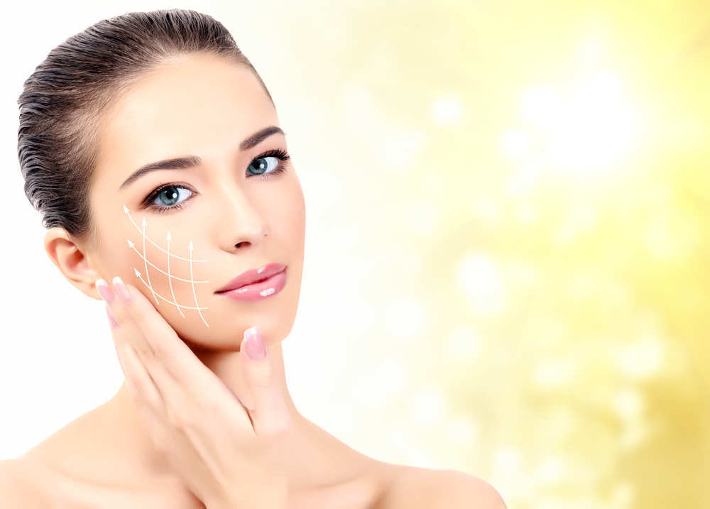Disimula las arrugas con maquillaje