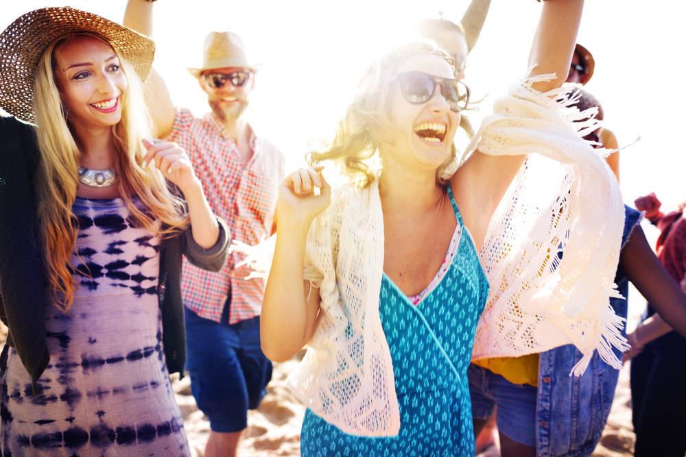 El mejor look para una fiesta en la playa
