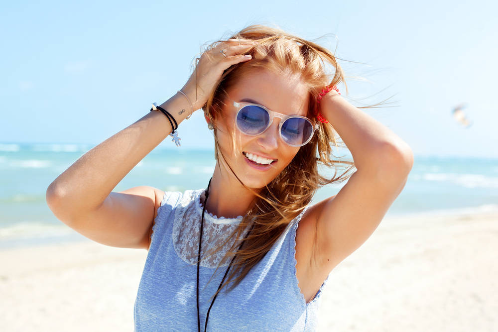 Cuida tu cabello del sol