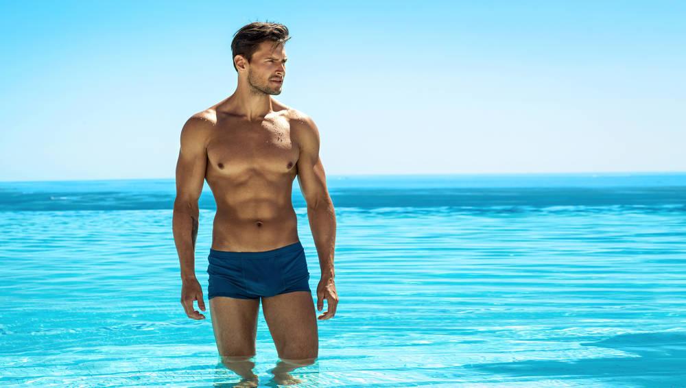 Claves para elegir traje de baño masculino persfecto