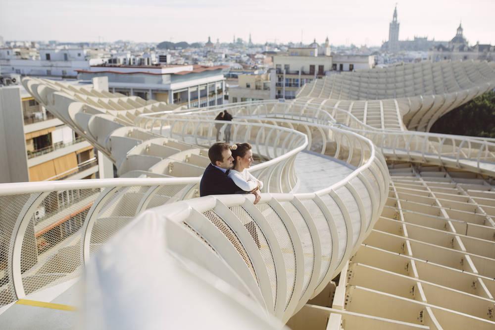 Escápate de fin de semana a Sevilla y logra el mejor bienestar