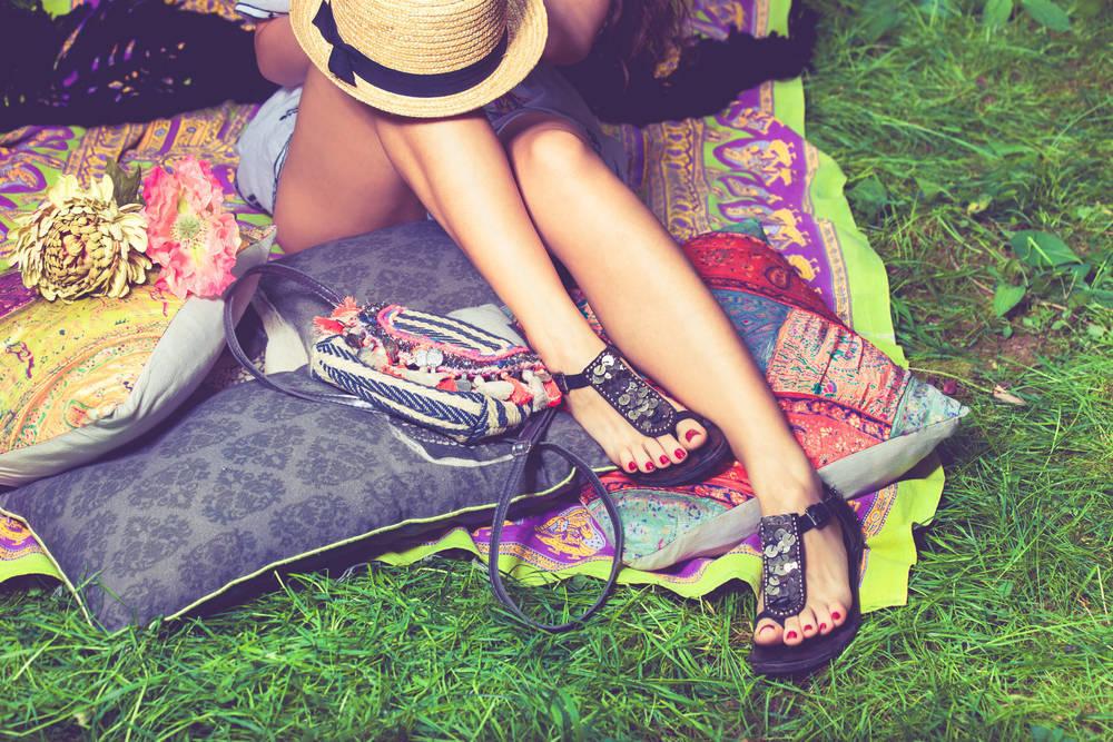 La moda en los pies puede perjudicar nuestra salud.