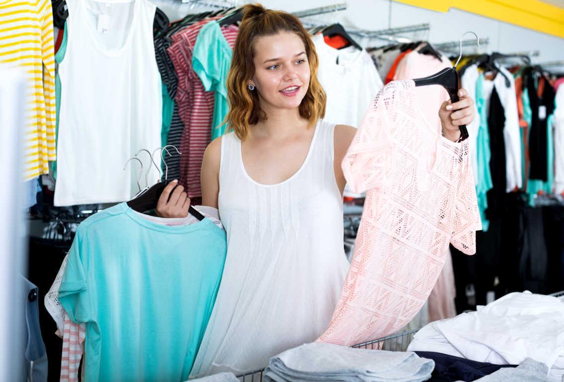 La ropa al por mayor debe ser de calidad