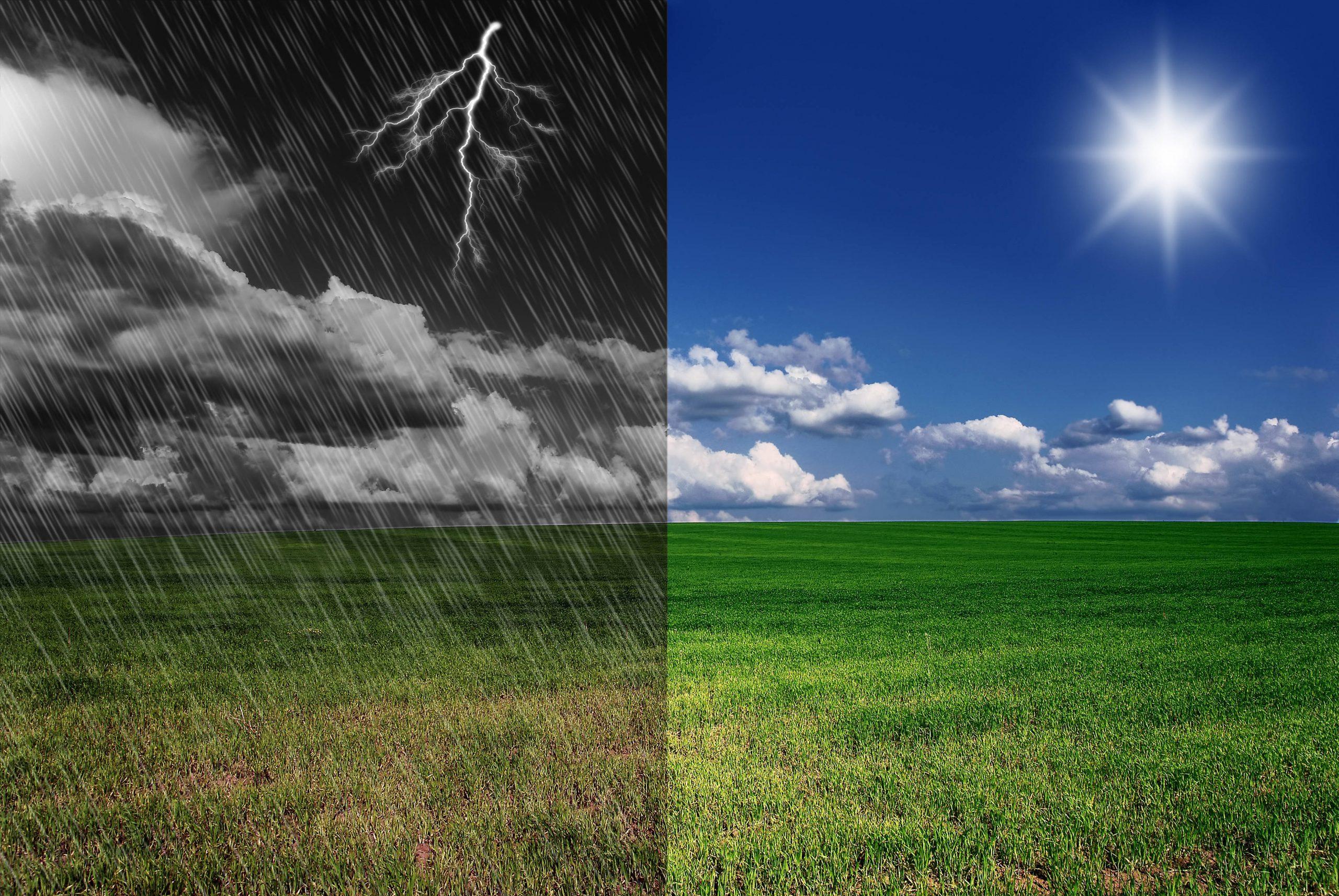 El cambio climático extrema la temperatura